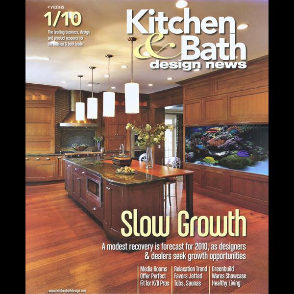 2010 Kitchen & Bath Design News magazine