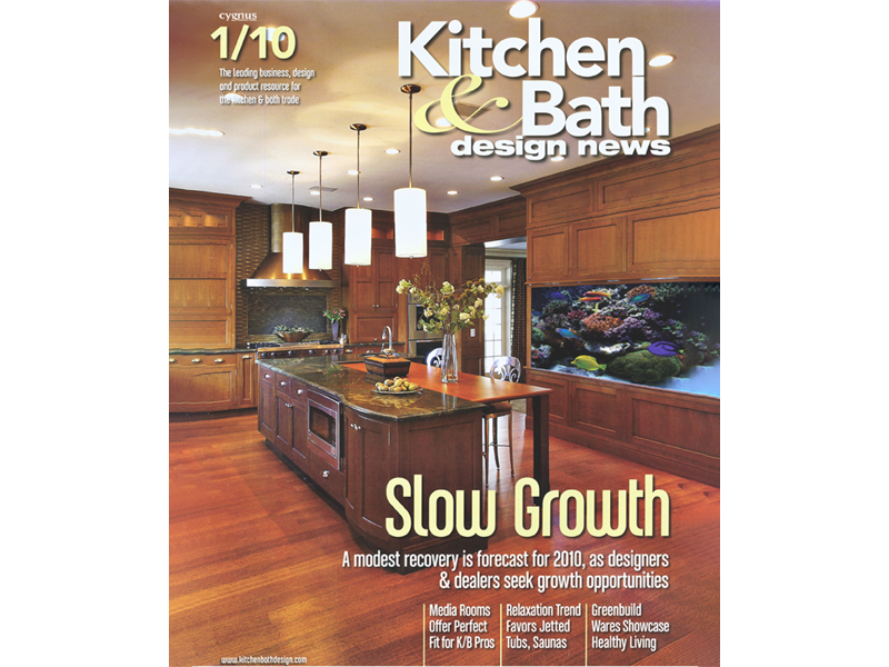 2010 Kitchen & Bath Design News magazine