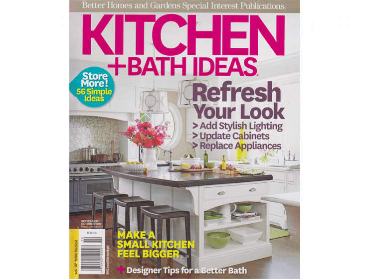 2012 Kitchen & Bath Ideas magazine