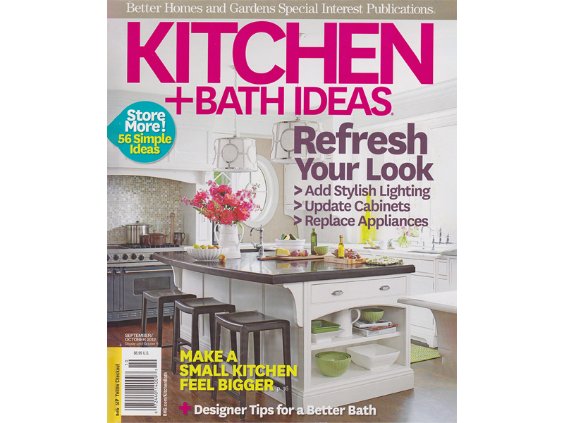 2012 Kitchen & Bath Ideas magazine