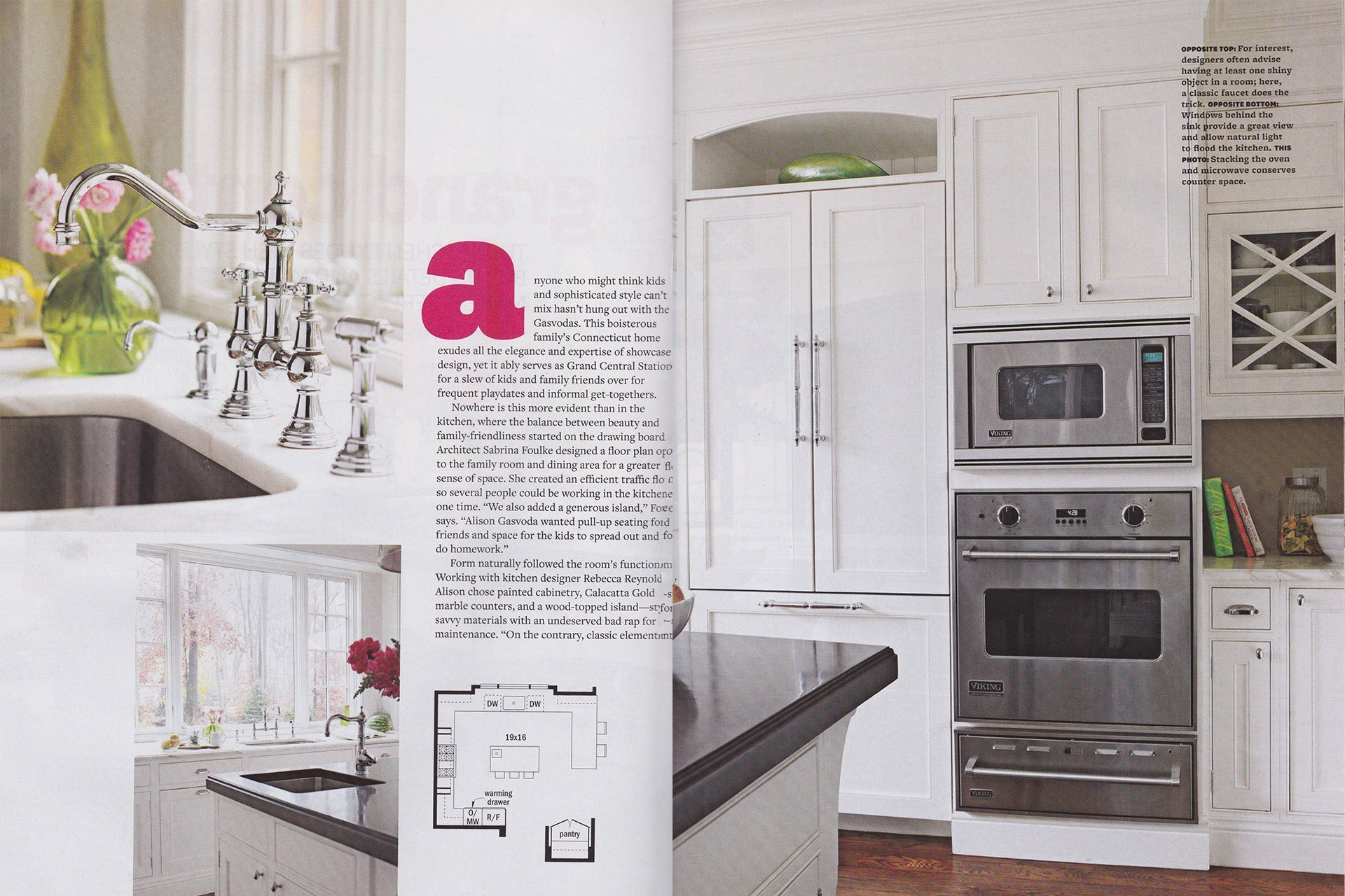 2012 Kitchen & Bath Ideas magazine inside