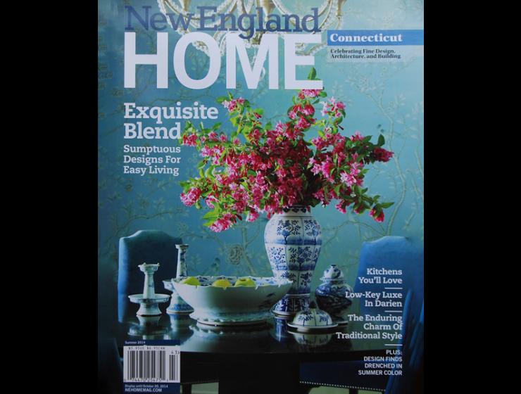 2014 New England Home magazine