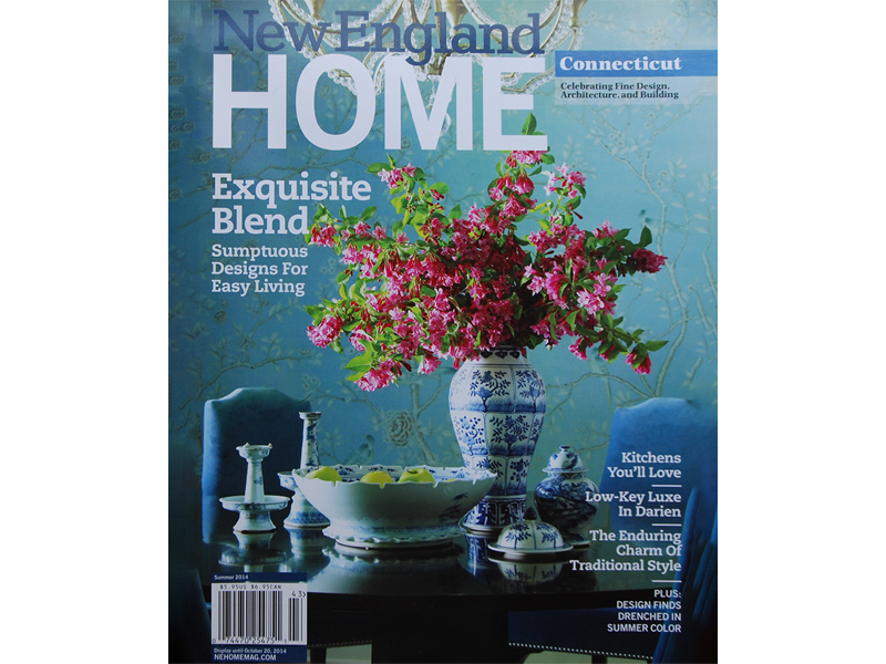2014 New England Home magazine