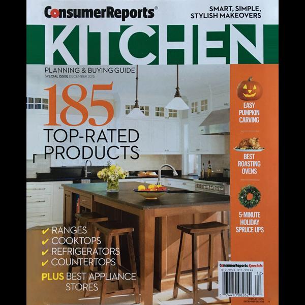 2015 Consumer Reports magazine