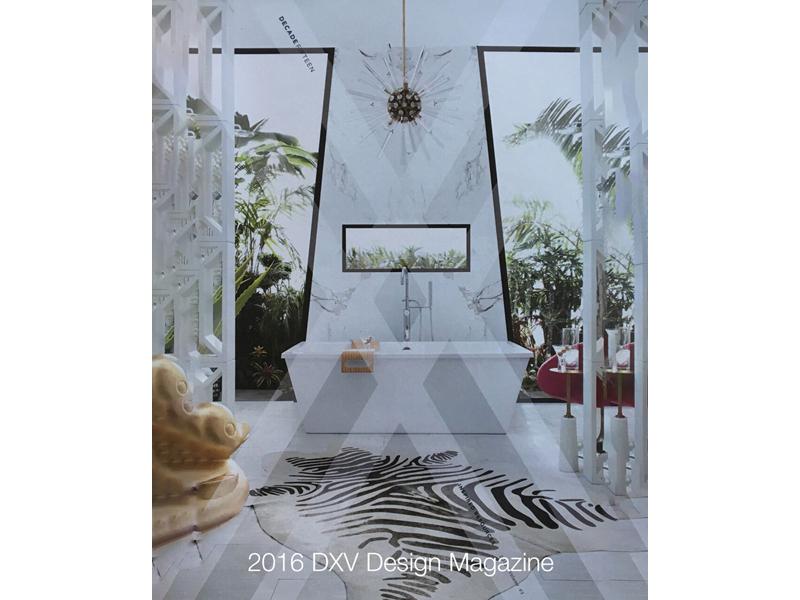 2016 dxv magazine