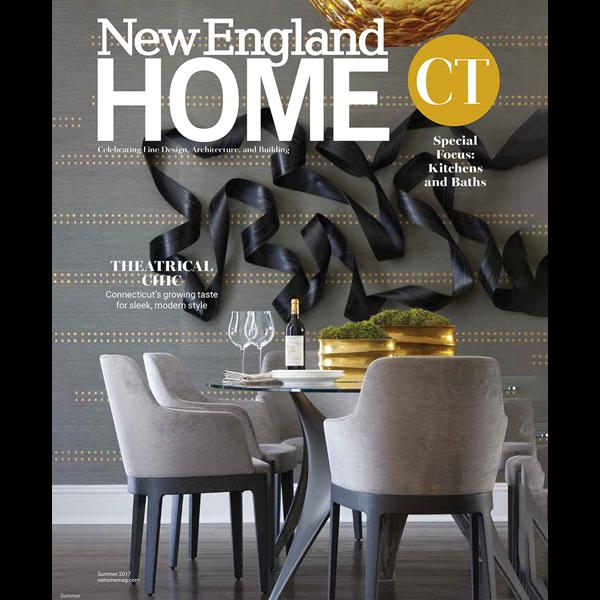 2017 New England Home magazine