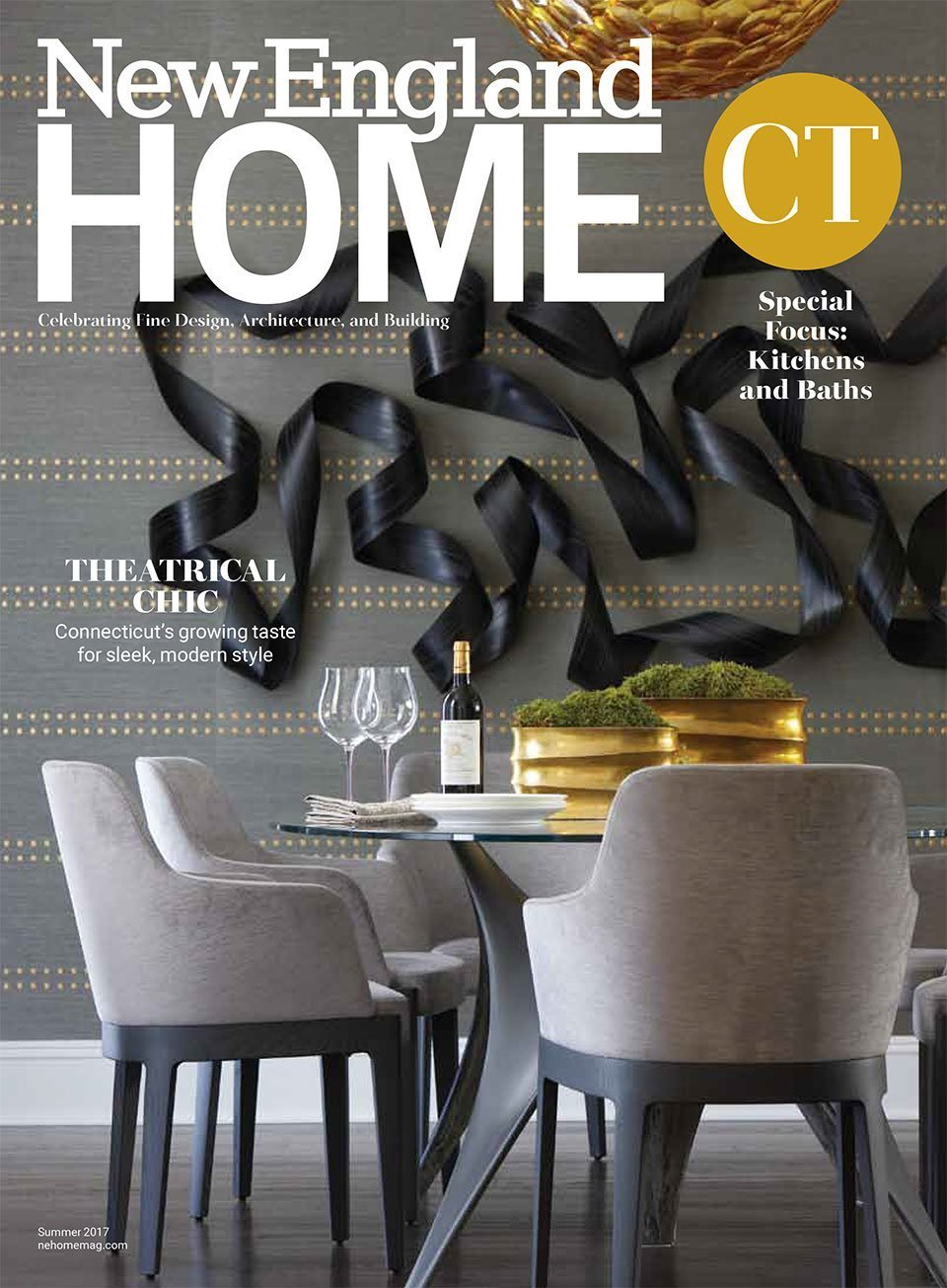 2017 New England Home magazine