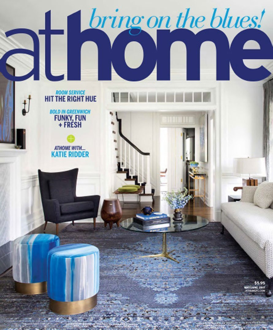 2017 At Home magazine cover
