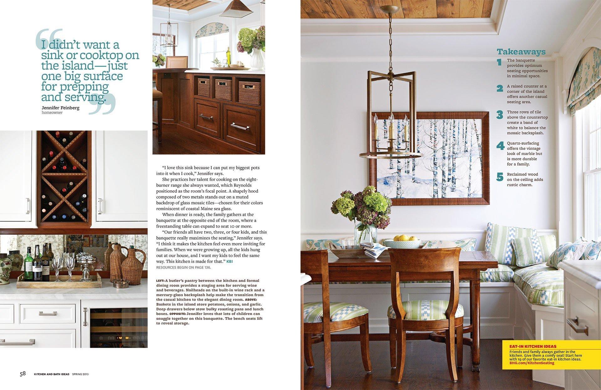 2013 Kitchen & Bath Ideas Inside