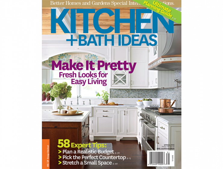 2013 Kitchen & Bath Ideas Cover