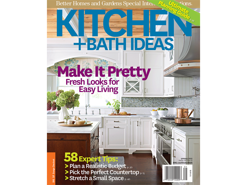 2013 Kitchen & Bath Ideas Cover