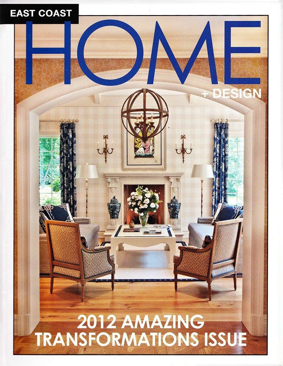 2012 East Coast Home & Design Cover