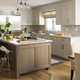 A New Kitchen For Empty Nesters