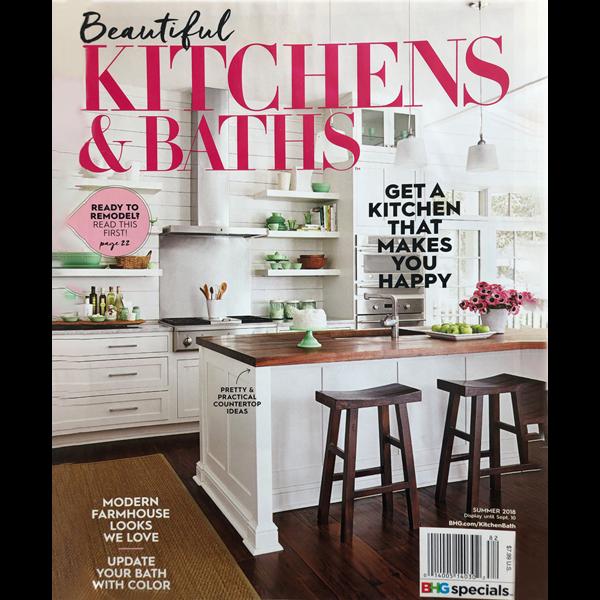 2018 Beautiful Kitchens & Baths