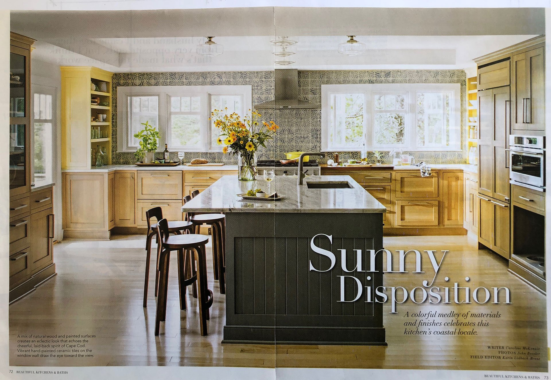 Sunny Disposition – Rebecca Reynolds Design